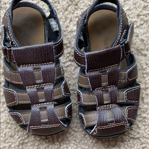Toddler fisherman sandals